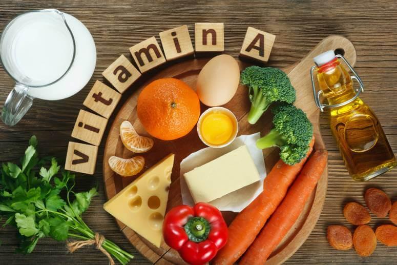 Суточная норма витамина А для женщин, мужчин, детей