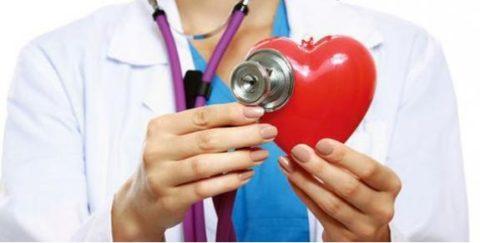 Следить за состоянием сердечно-сосудистой системы