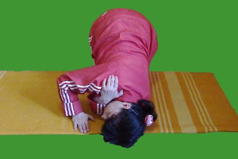 Специальная гимнастика или асаны йоги – неотъемлемая часть лечения пиелонефрита