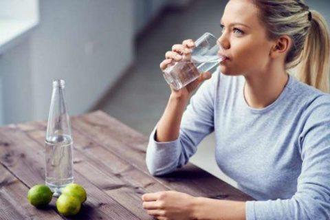 Старайтесь пить больше воды