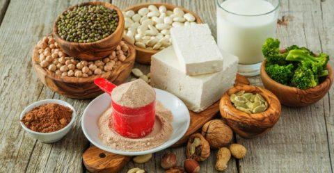 Употребление в пищу только натуральных продуктов.