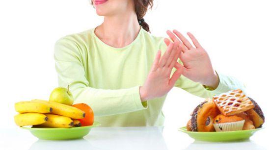 Выбор правильной еды