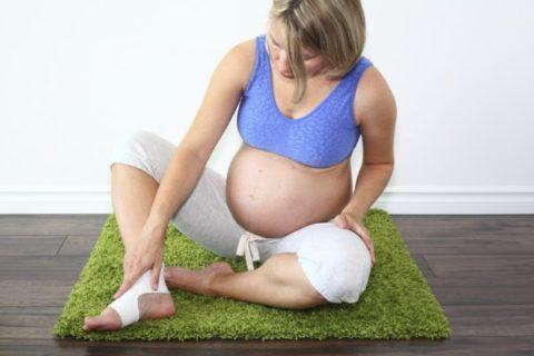В борьбе с отёчностью поможет дробное потребление суточной нормы жидкости и ЛФК
