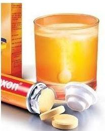 Витамин С шипучие таблетки