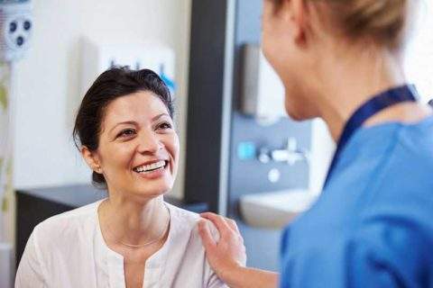 Восстановительный период после лапароскопии, как правило, быстр и проходит легко