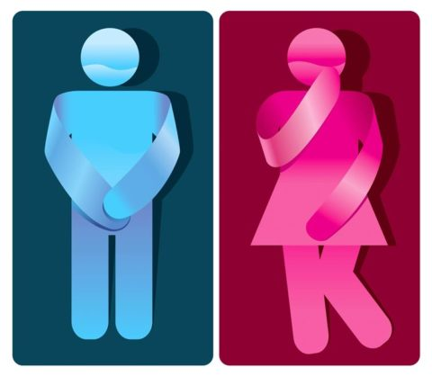 Заболевание может развиваться не зависимо от пола пациента