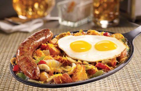 Завтрак должен быть плотным